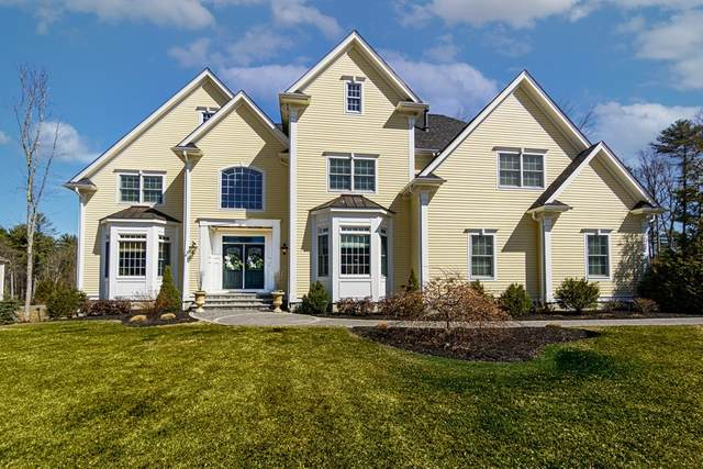 16 Little Meadow Way, North Reading, MA 01864 (MLS #72804731) :: EXIT Cape Realty