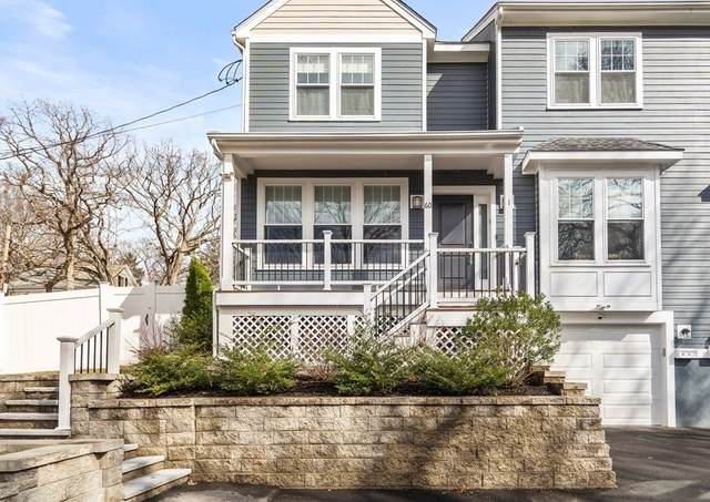 60 Woodbine St #1, Newton, MA 02466 (MLS #72804788) :: Revolution Realty