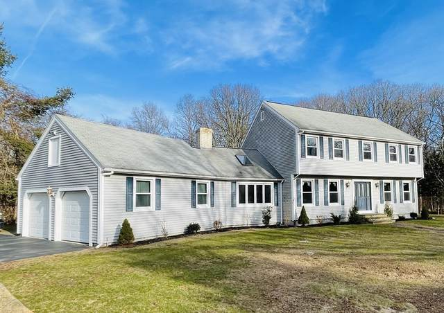 5 Bittersweet Ln, Dartmouth, MA 02748 (MLS #72804824) :: The Ponte Group
