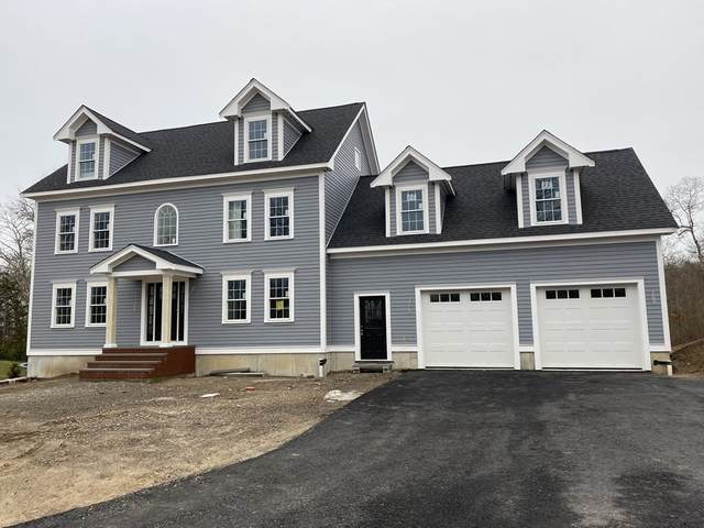 42 Clark's Cove Drive, Dartmouth, MA 02748 (MLS #72804826) :: DNA Realty Group