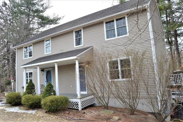 1327 Main St #1327, Holden, MA 01520 (MLS #72805246) :: The Duffy Home Selling Team