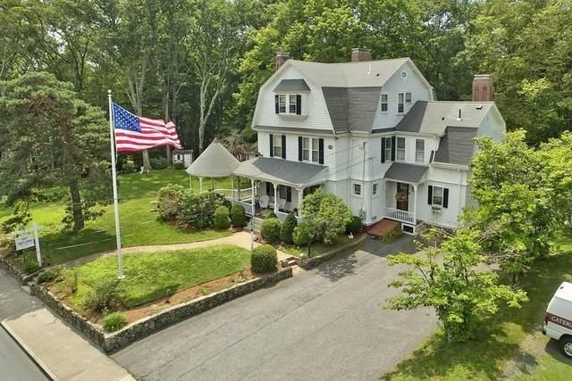 326 Lexington Street, Waltham, MA 02451 (MLS #72805254) :: Welchman Real Estate Group