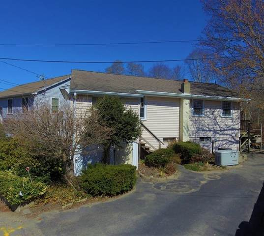 36 Ocean Ave, Hanson, MA 02341 (MLS #72805320) :: The Ponte Group