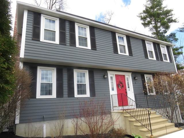 1 Vose Hill Rd, Maynard, MA 01754 (MLS #72805512) :: DNA Realty Group