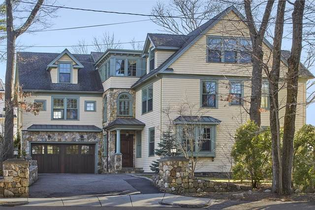 14 Manet Circle, Newton, MA 02467 (MLS #72805537) :: Trust Realty One
