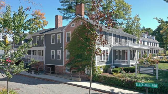 134 Main St Ll, Groton, MA 01450 (MLS #72805572) :: EXIT Cape Realty