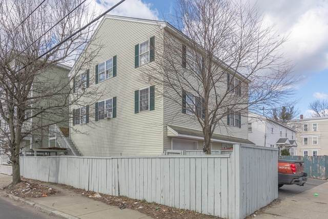 2 Mason St #2, Lawrence, MA 01841 (MLS #72805582) :: EXIT Realty
