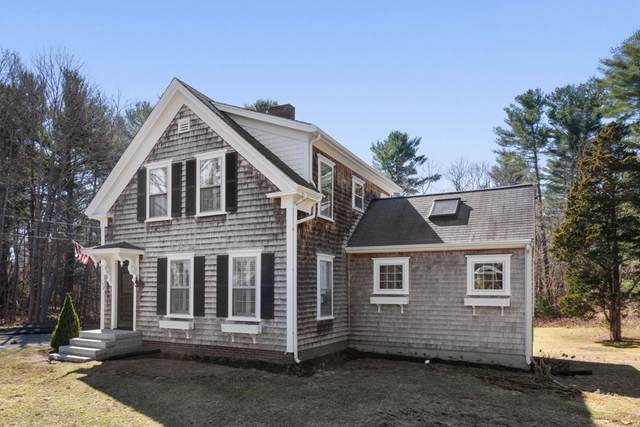 152 Chestnut St, Duxbury, MA 02332 (MLS #72805640) :: Team Roso-RE/MAX Vantage