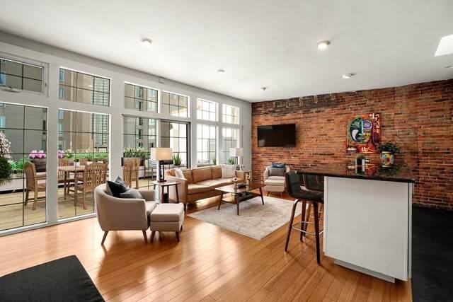 121 St Botolph Street Ph, Boston, MA 02115 (MLS #72805862) :: Charlesgate Realty Group