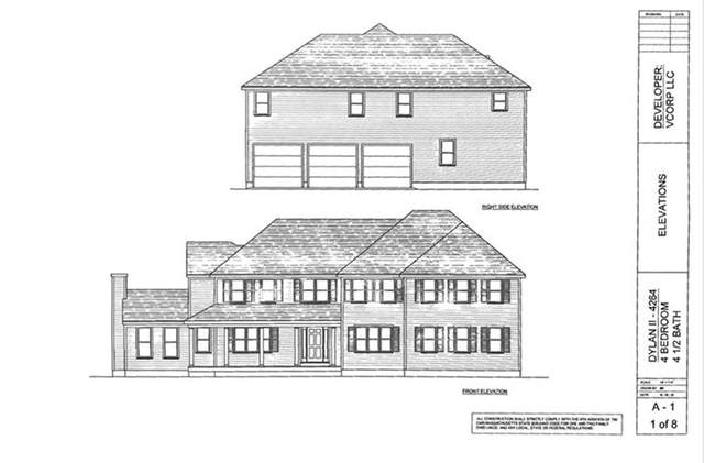 Lot 3 Rockland St, Dartmouth, MA 02748 (MLS #72805911) :: Welchman Real Estate Group
