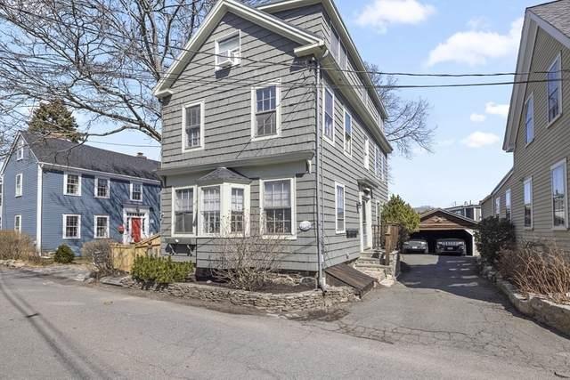 8 Selman Street, Marblehead, MA 01945 (MLS #72805961) :: Cameron Prestige