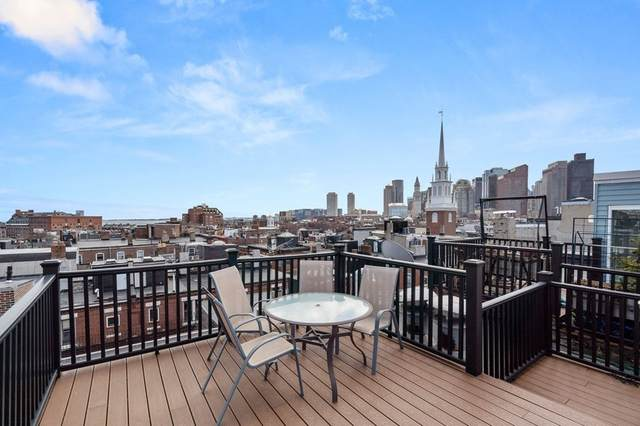 57 Charter St 3B, Boston, MA 02113 (MLS #72806098) :: Conway Cityside