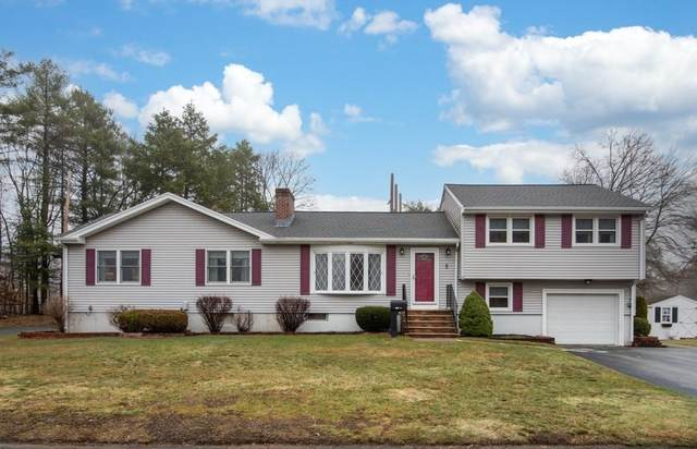 2 Foley Drive, Framingham, MA 01701 (MLS #72806182) :: Spectrum Real Estate Consultants