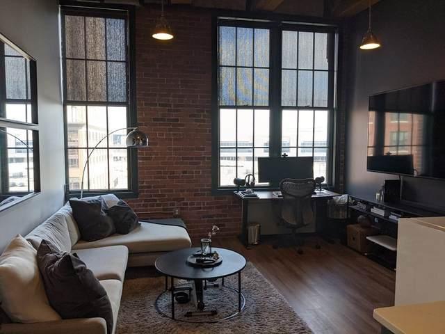 63 Melcher St #405, Boston, MA 02210 (MLS #72806205) :: Kinlin Grover Real Estate