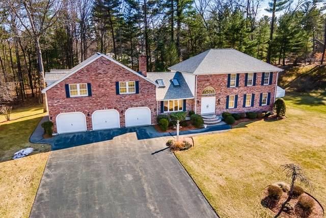 11 Aynsley Cir, Billerica, MA 01821 (MLS #72806266) :: Spectrum Real Estate Consultants