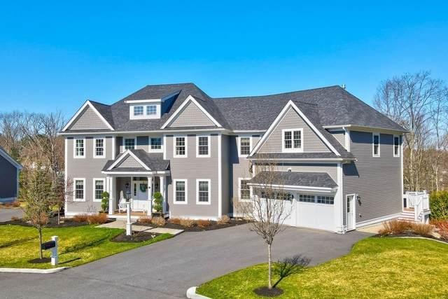 22 Hunters Ln, Natick, MA 01760 (MLS #72806277) :: Welchman Real Estate Group
