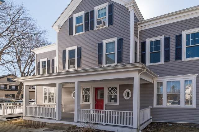 19 Thorndike #1, Beverly, MA 01915 (MLS #72806278) :: EXIT Realty
