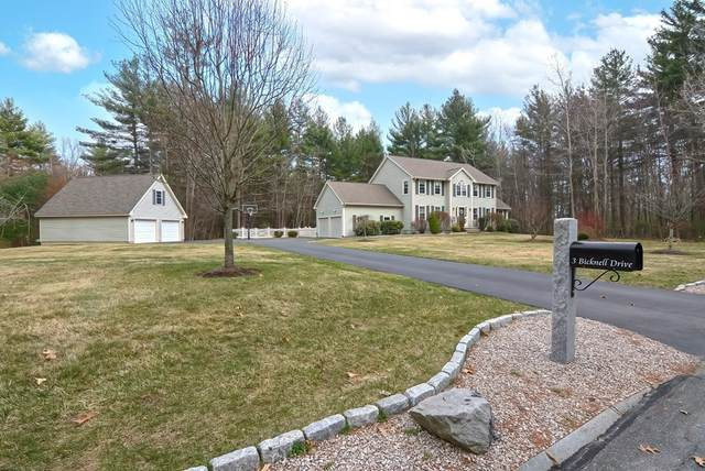 3 Bicknell Dr, Mendon, MA 01756 (MLS #72806285) :: DNA Realty Group