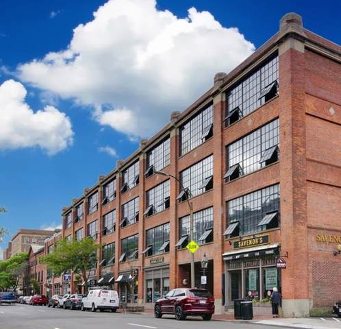144 Charles Street, Unit 2-47, Boston, MA 02114 (MLS #72806390) :: Revolution Realty