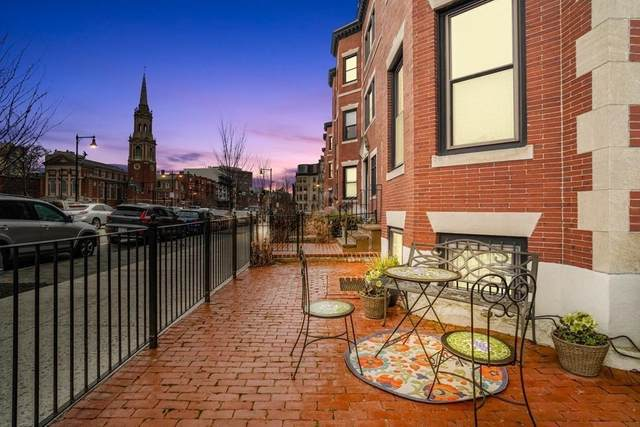 909 Beacon St #2, Boston, MA 02215 (MLS #72806466) :: Charlesgate Realty Group