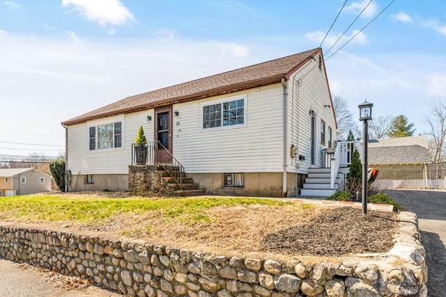 2-A Alpena Ave, Woburn, MA 01801 (MLS #72806692) :: Westcott Properties