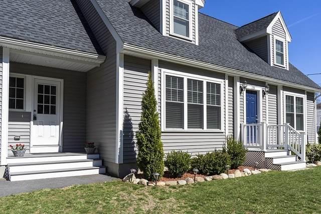 135 Cumberland Rd, Leominster, MA 01453 (MLS #72806822) :: Spectrum Real Estate Consultants