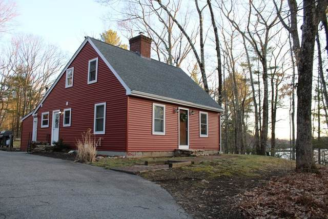 415 Central Tpke, Sutton, MA 01590 (MLS #72806861) :: Conway Cityside