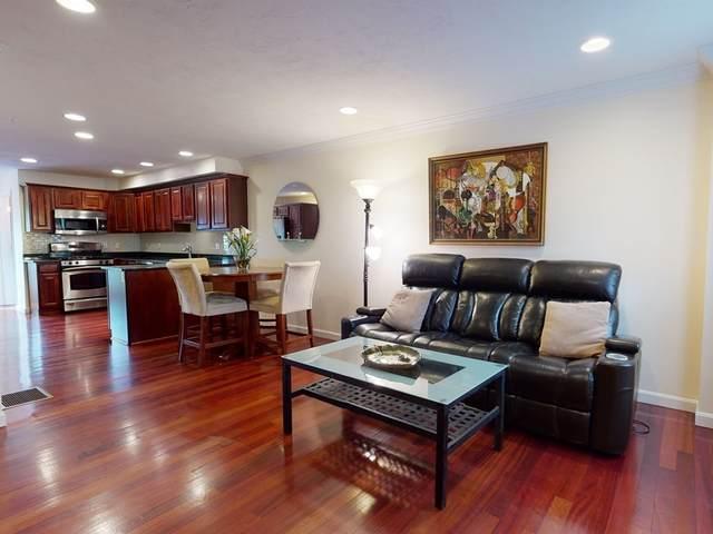 5 Floyd Street #2, Waltham, MA 02453 (MLS #72806913) :: Westcott Properties