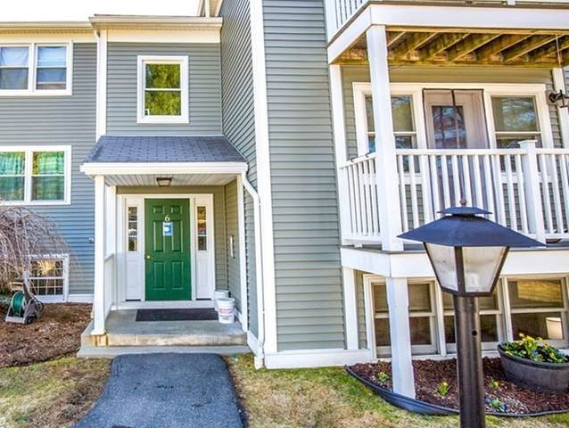 48 Evergreen Road #114, Northampton, MA 01053 (MLS #72806929) :: DNA Realty Group