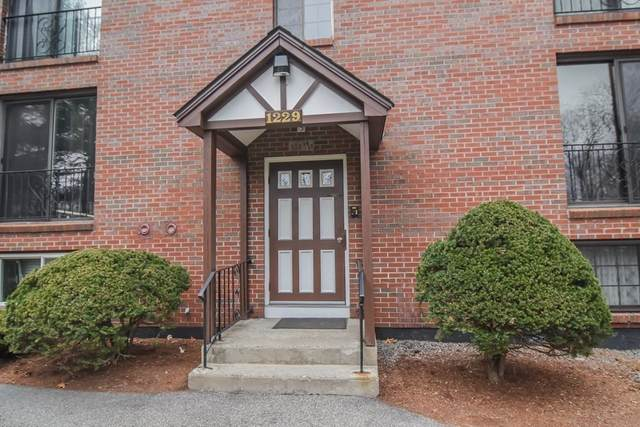 1229 Lawrence St #204, Lowell, MA 01852 (MLS #72806940) :: The Ponte Group