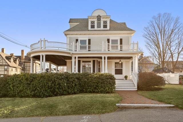 88 Vernon, Norwood, MA 02062 (MLS #72806942) :: Trust Realty One