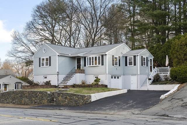 21 Willow Street, Woburn, MA 01801 (MLS #72806944) :: Westcott Properties