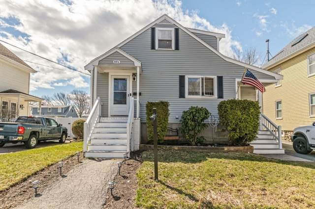 55 1/2 Lawrence St, Danvers, MA 01923 (MLS #72806950) :: EXIT Realty