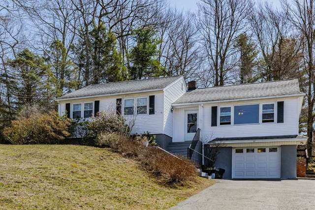 111 E Gooseberry Rd, West Springfield, MA 01089 (MLS #72806954) :: EXIT Cape Realty