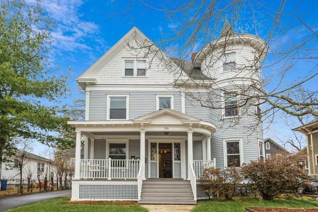755 Pleasant St #1, Worcester, MA 01602 (MLS #72806993) :: EXIT Cape Realty