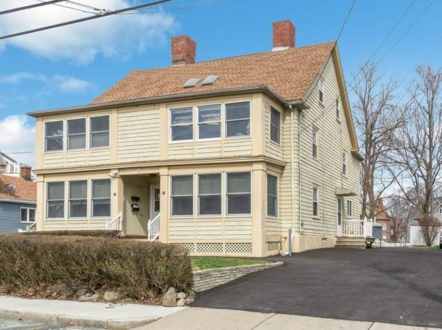 14 Mill Street #1, Revere, MA 02151 (MLS #72807134) :: DNA Realty Group