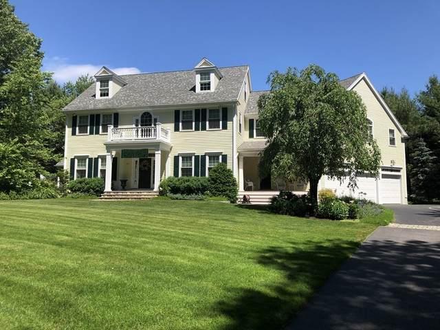 130 Wilsondale Street, Westwood, MA 02090 (MLS #72807358) :: Spectrum Real Estate Consultants