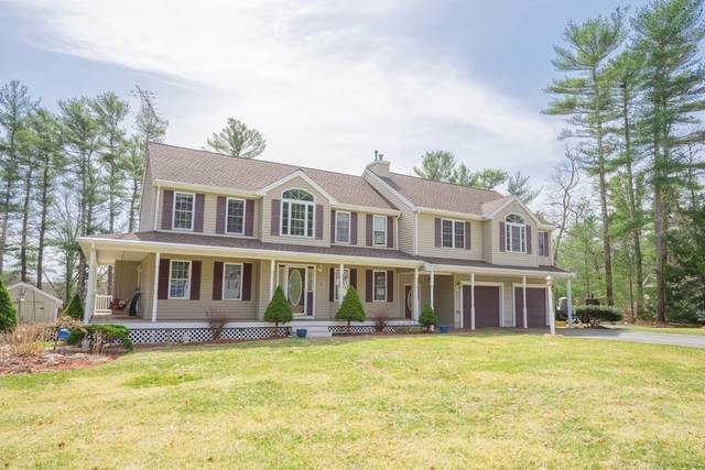 8 Island Brook, Wareham, MA 02571 (MLS #72807577) :: Welchman Real Estate Group