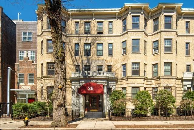 35 Queensberry St #4, Boston, MA 02215 (MLS #72807618) :: Dot Collection at Access