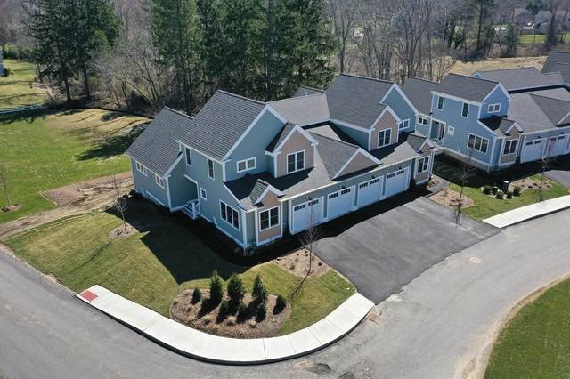 91 Newfield Street #32, Plymouth, MA 02360 (MLS #72807687) :: Welchman Real Estate Group