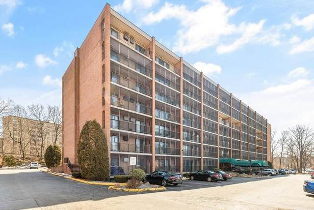 235 Winthrop #2211, Medford, MA 02155 (MLS #72807759) :: The Gillach Group
