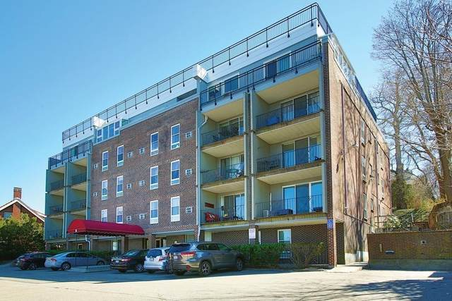 16 Addington Rd #54, Brookline, MA 02445 (MLS #72807976) :: Cameron Prestige