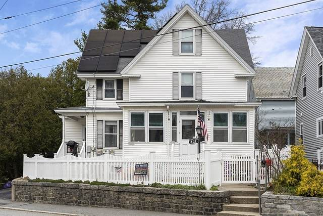 421 Parker Street, Lowell, MA 01851 (MLS #72808072) :: The Ponte Group