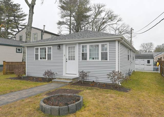 3 Hazel St, Wareham, MA 02571 (MLS #72808273) :: Spectrum Real Estate Consultants