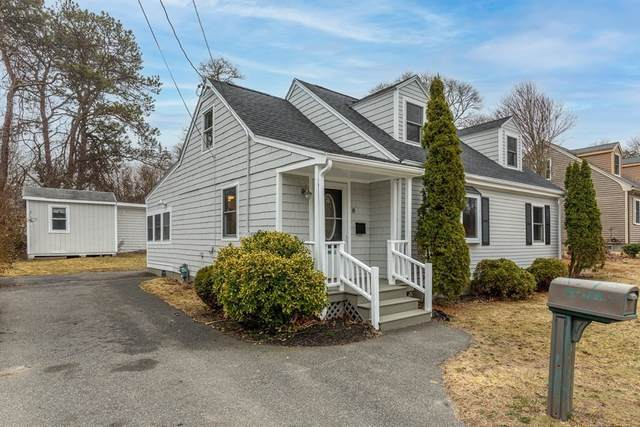 8 Cherry St, Bourne, MA 02532 (MLS #72808283) :: Walker Residential Team