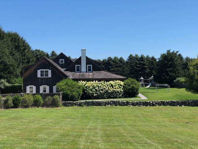 49 Lambert's Cove Rd., West Tisbury, MA 02575 (MLS #72808324) :: Kinlin Grover Real Estate