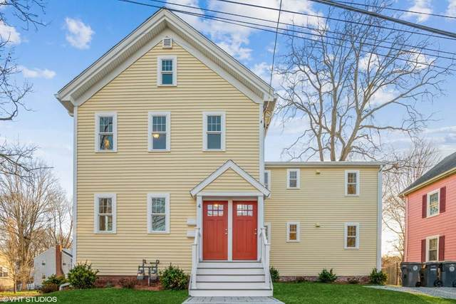 4 Contentment Place #2, Dedham, MA 02026 (MLS #72808498) :: Trust Realty One