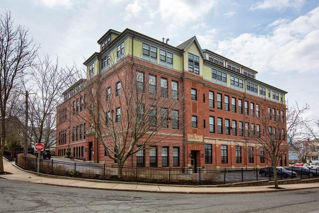 72 Ashland Street #407, Malden, MA 02148 (MLS #72808511) :: Team Tringali