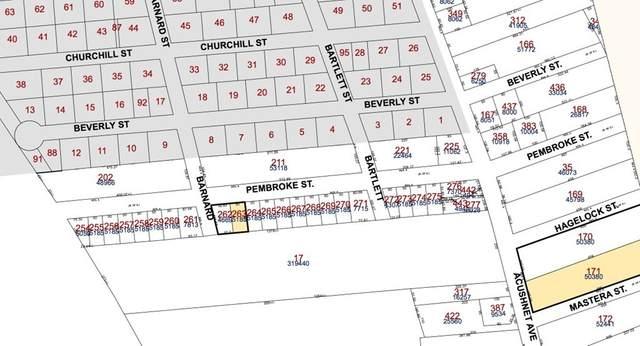 0 Pembroke Street, New Bedford, MA 02745 (MLS #72808533) :: Team Roso-RE/MAX Vantage