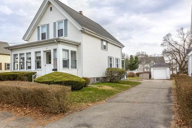 15 Madison St, Taunton, MA 02780 (MLS #72808568) :: Westcott Properties